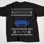 NA Miata Ugly Christmas Sweater