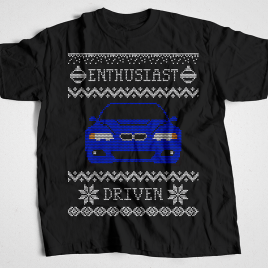 E46 M3 Ugly Christmas Sweater