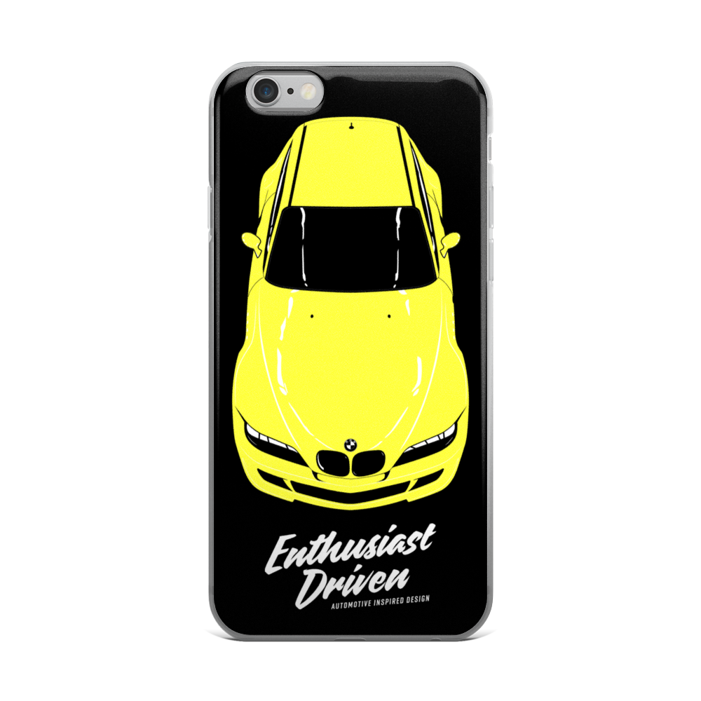Z3 Amp M Coupe Iphone Case Enthusiast Driven Automotive Inspired Design