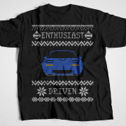 NA Miata Ugly Christmas Sweater