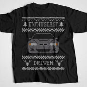 Grey E46 M3 Ugly Christmas Sweater